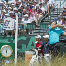 "Martin Kaymer, ""El golf debe ser algo natural"" (© Rolex / Chris Turvey)"