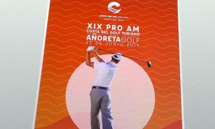 El Pro-Am Costa del Golf Turismo homenajeará a Azahara Muñoz