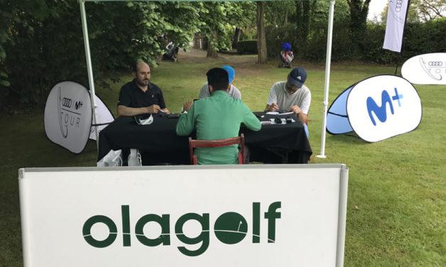 El Real Club de Golf de Castiello acoge la sexta prueba del Audi Movistar + Tour