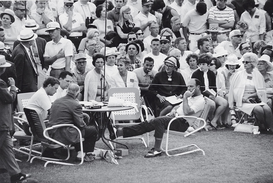 El título que se le escapó a De Vicenzo en 1968