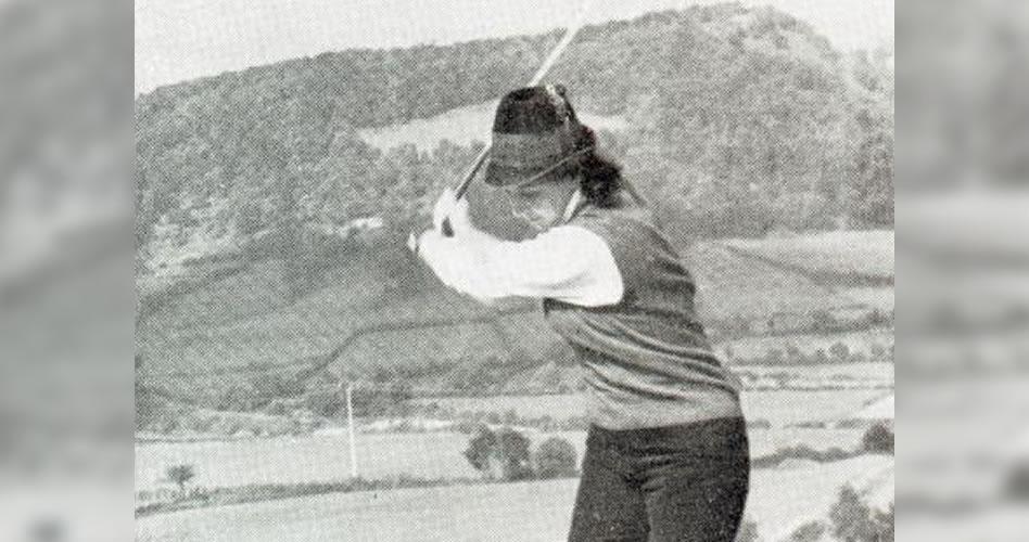 Fallece Mercedes Etchart, pionera y gran referencia del golf femenino en España