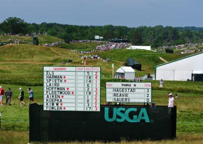 Galería de selección de fotos de 1ra ronda del 117º US Open en Erin Hills cortesía de la Revista Fairway