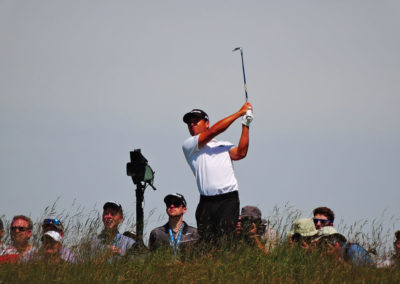 Galería de selección de fotos de 2da ronda del 117º US Open en Erin Hills cortesía de la Revista Fairway