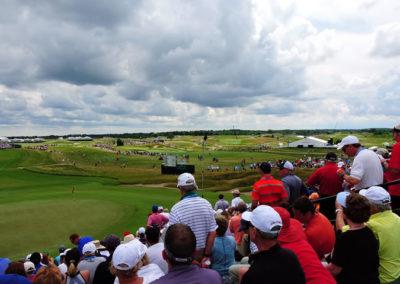 Galería de selección de fotos de 3ra ronda del 117º US Open en Erin Hills cortesía de la Revista Fairway