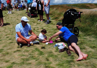 Koepka fue el más poderoso del US Open en Erin Hills