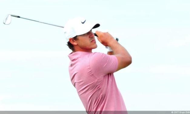 Harman lidera Top-5 con registros inéditos en el US Open