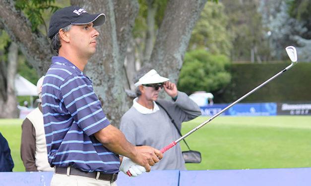 Herrera izará de nuevo la bandera colombiana en un major de golf