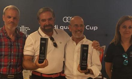 La Audi quattro Cup 2017 hace parada en Salamanca y Pedreña