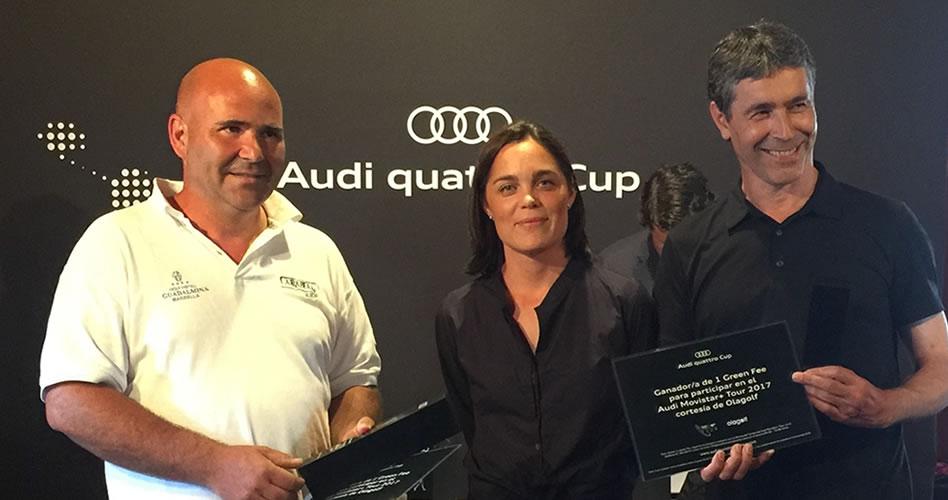 La  Audi Quattro Cup 2017 suma nuevos finalistas nacionales en Basozabal y Larrabea