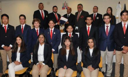 La Federación Dominicana de Golf presenta la Selección Nacional Juvenil
