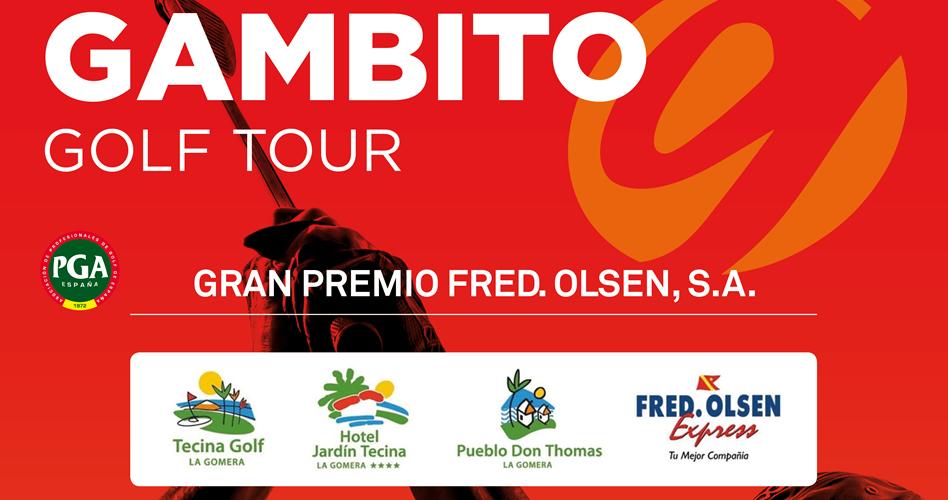 La Gomera se vuelca con el golf en la tercera prueba del Circuito Nacional