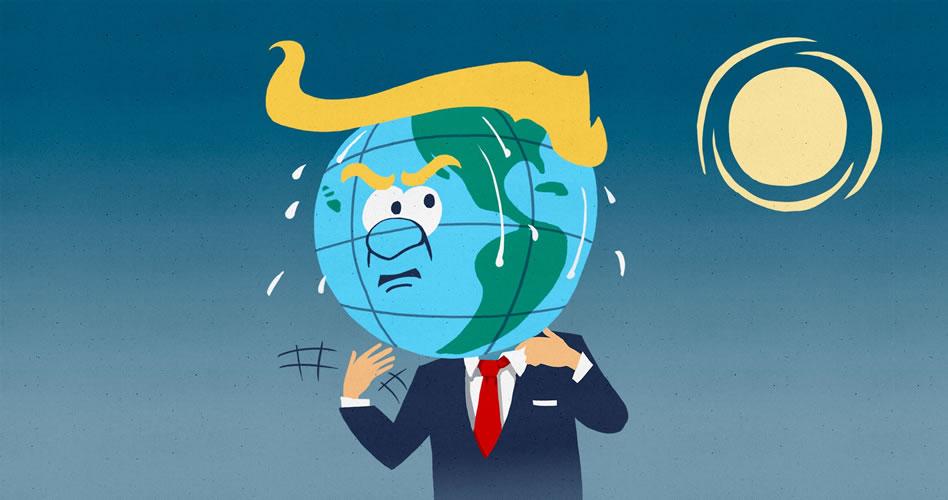 """La """"Trompada"""" al Calentamiento Global"""