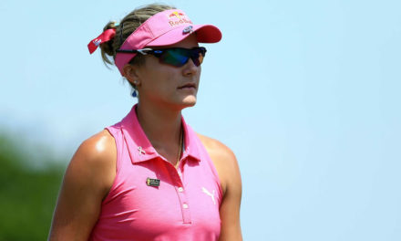 Lexi Thompson es la única puntera en el Manulife LPGA Classic; Uribe se ubica 27°