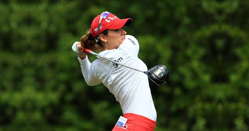 López muestra su mejor golf y sube al décimo puesto en el Walmart NW Arkansas Championship