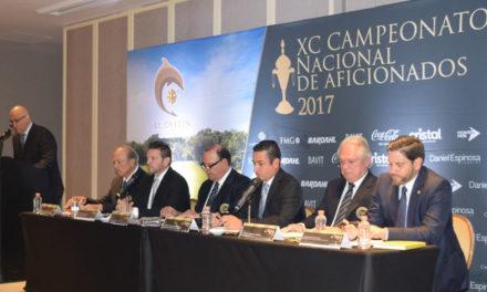 México gana el Campeonato Internacional de Aficionados por Parejas
