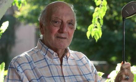 Nos deja una leyenda: Roberto De Vicenzo falleció este jueves a los 94 años