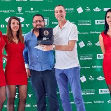 """Octava edición del Torneo Italia Ferrari """"Ganar un sueño en el campo de Golf"""""""