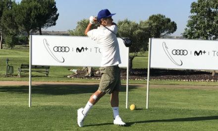 Palomarejos Golf brilla en una nueva prueba del Audi Movistar + Tour