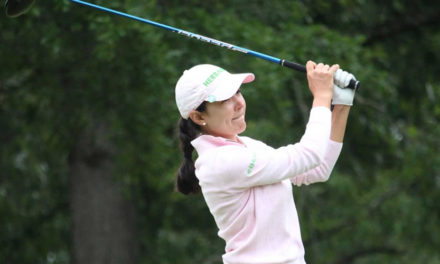 Paola Moreno sigue en carrera en el Decatur-Forsyth Classic