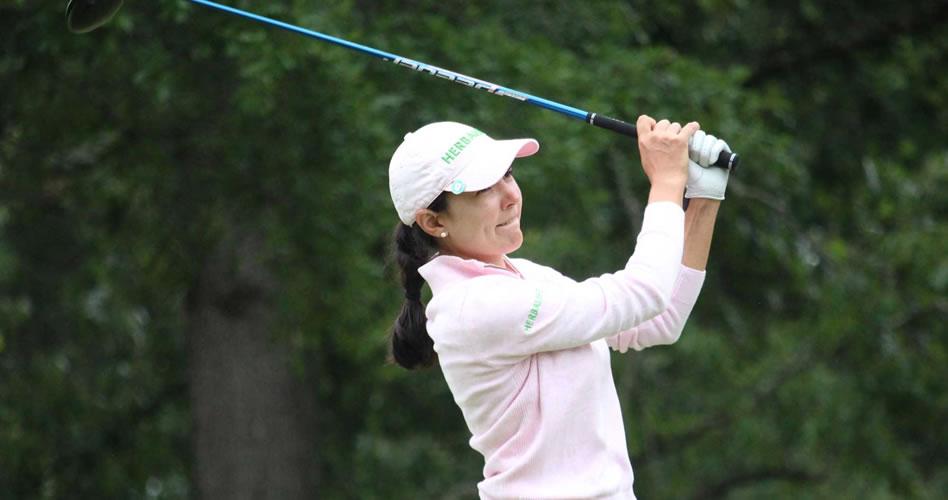 Paola Moreno sigue en carrera en el Decatur-Forsyth Classic