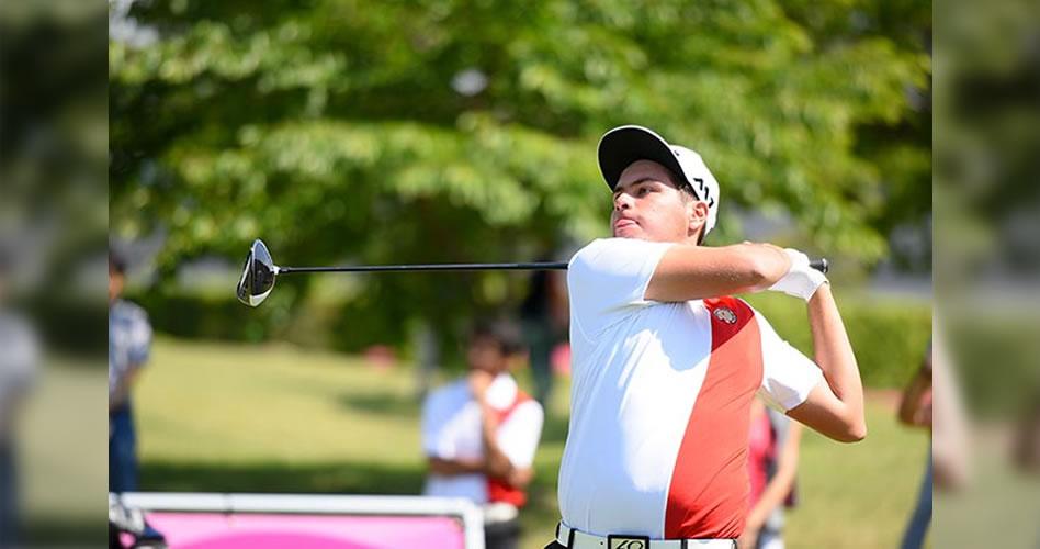 Perú, en el undécimo puesto, el mejor sudamericano en el inicio de la Toyota Junior Golf World Cup en Japón