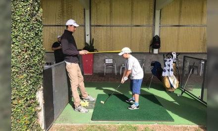 Profesionales de golf venezolano en el Exterior – Wilmer Centeno