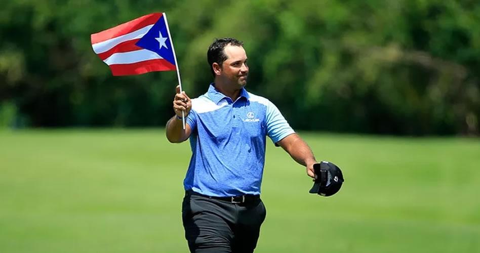 Rafa Campos alcanza la mejor ubicación de su carrera en el ranking mundial de golf