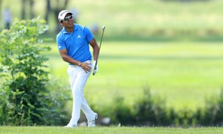 Romero sigue metido en la lucha por el título al ubicarse en el cuarto lugar del BMW International Open