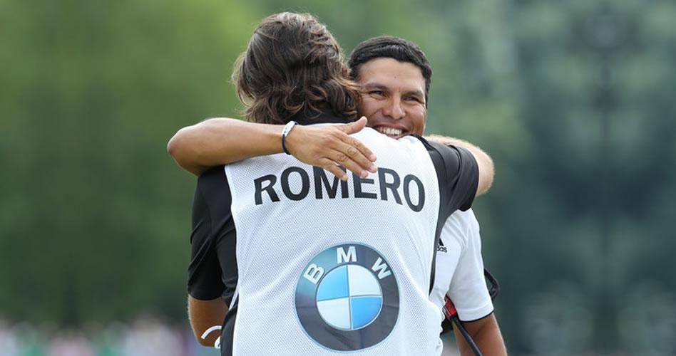 """Romero tras su título en Alemania: """"Este es un momento que cambia mi vida"""""""