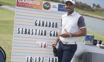 Sebastián García Rodríguez consigue su tercer triunfo de la temporada