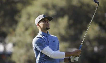Steph Curry, invitado en el circuito Web.com de golf