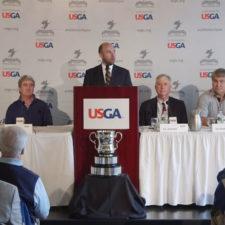 Tee Times del US Senior Open (cortesía USGA)