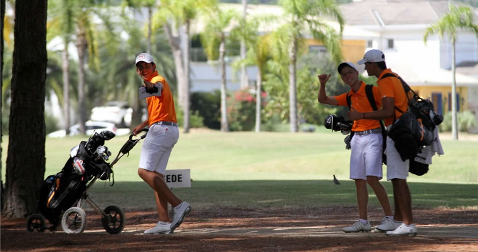 Un primer vistazo a la Junior Golf World Cup, con representación de Colombia