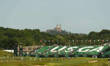 US Open en Erin Hills en su máxima expresión