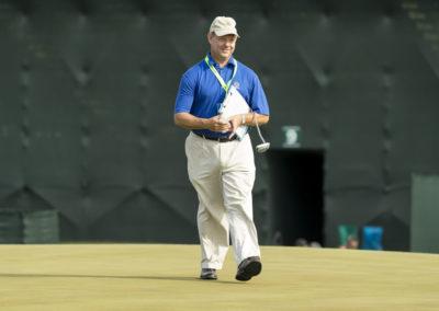 US Open en Erin Hills en su máxima expresión (cortesía USGA)