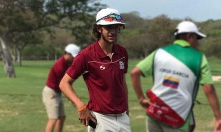 Venezuela ocupó el tercer puesto en Internacional por Parejas de Golf