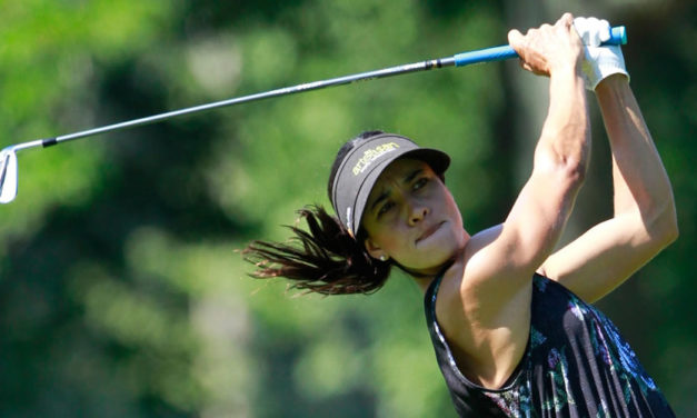 Verónica Felibert pasa el corte en el Four Winds Invitational