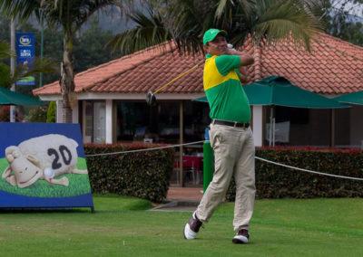 XXIX Abierto Serta de Golf. Tour Profesional