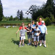Asciende base de consumidores de golf en los Estados Unidos (cortesía Morgan Creek Golf Course)