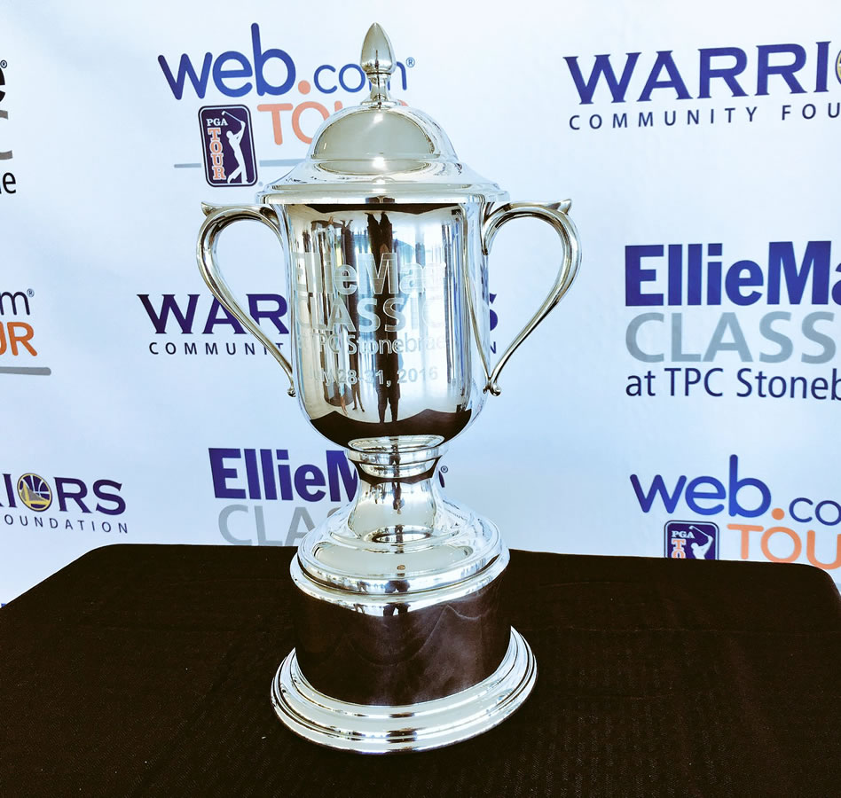 Trofeo Ellie Maes Classic (cortesía The Playoffs)