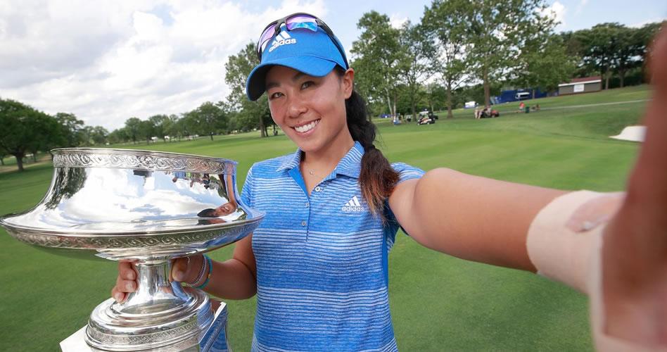 Danielle Kang gana su primer major en el KPMG Women's PGA Championship; López termina 29°