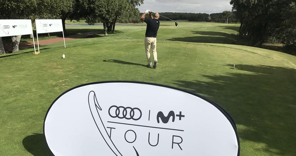 El Audi Movistar + Tour disputa en Golf Lerma su novena prueba del calendario 2017