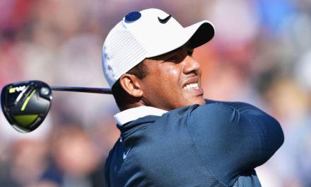 El golfista que alza la voz contra Nicolás Maduro