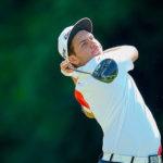 El peruano Julián Périco, ganador de la categoría principal del IMG Junior World Golf Championship