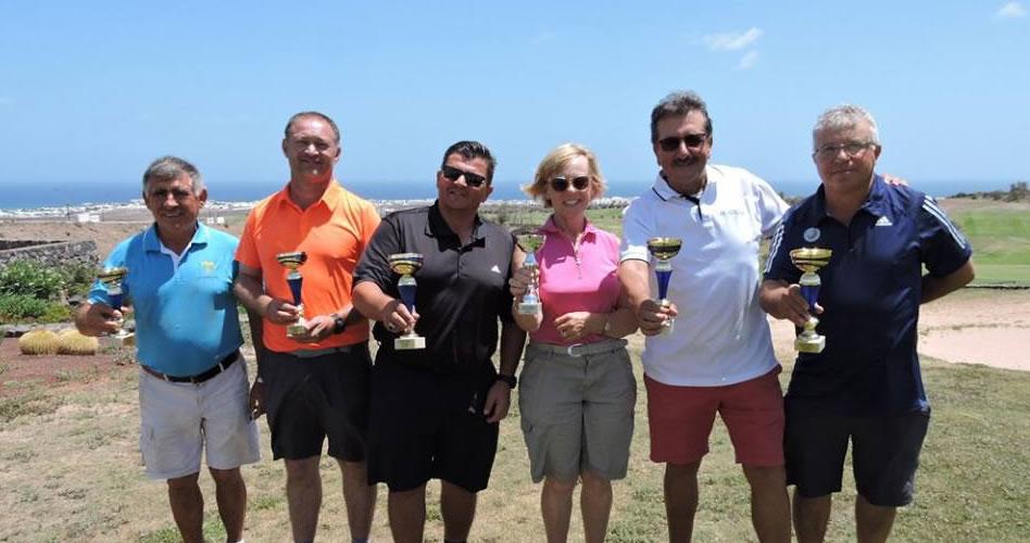 El Ranking Insular de Golf vivió su tercera prueba de la temporada