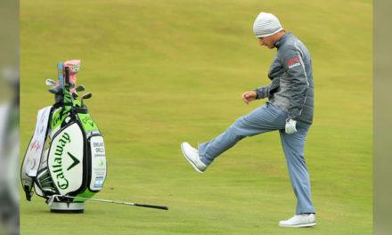 El Scottish Open se quedó sin latinoamericanos y sin McIlroy en competencia; Harrington es uno de los líderes