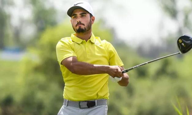 Está de regreso: Ancer culmina segundo en Utah y asegura su tarjeta en el PGA Tour 2017-18