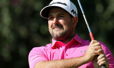 Golfistas mexicanos en el top five en Nashville