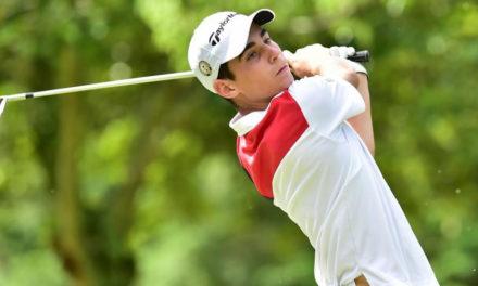Gran final para una semana histórica para Joaquín Niemann en el The Greenbrier Classic del PGA Tour
