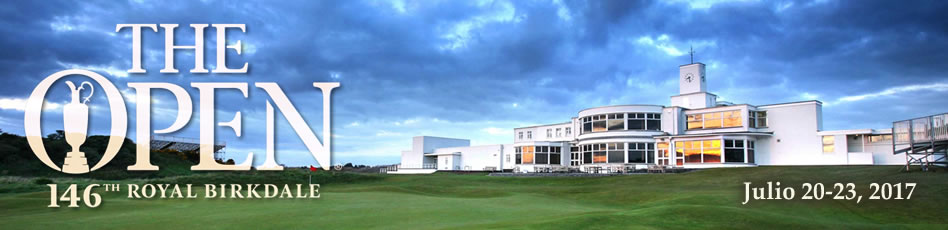The Open - Royal Birkdale, julio 20-23